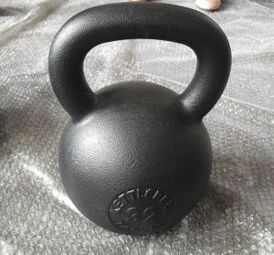 Gravity Casting Kettlebell Powder Coated Kettlebell pictures & photos