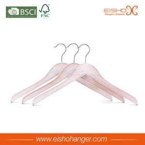 Wholesale Fashion Design Clothes Hanger Wooden Shirt Hanger pictures & photos