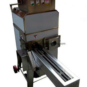 Stainless Steel Fresh Sweet Corn Thresher Machine