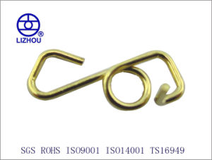 Brass Clip. Wire Form ODM for All Shape pictures & photos