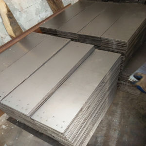 Qualiry Sheet Metal Fabrication Made by SPCC Plate pictures & photos