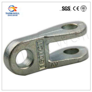 Galvanized Forging Type Pole Line Fittings Electrical Y Ball Clevis pictures & photos