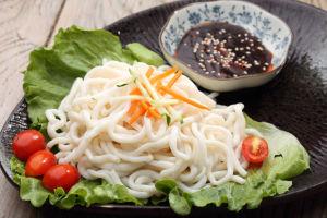 Shirataki Noodles Konjac Udon