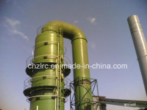 FRP GRP Fiberglass Desulfurization Tower pictures & photos