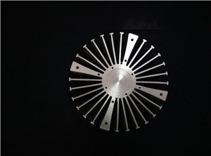 Aluminum Extrusion Heatsink OEM Factory
