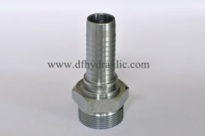 Swaged Metric 24° Cone O-Ring Seal H. T. Fittings pictures & photos
