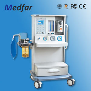Manual Anesthesia Machine/Classical and Widely Used Anesthesia Machine pictures & photos