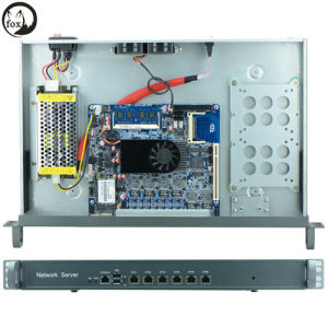 1u Network Appliance Fns-D5256L-L, 1u Firewall Appliance for 6 LAN pictures & photos