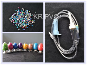 Soft PVC Compounds for IV Infusion Set pictures & photos