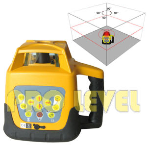 High Precision Automatic Leveling Rotary Laser Level (SRE-203) pictures & photos