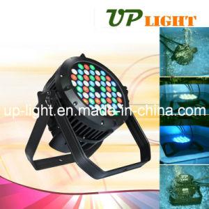 Waterproof 54*3W RGBW LED PAR Light pictures & photos