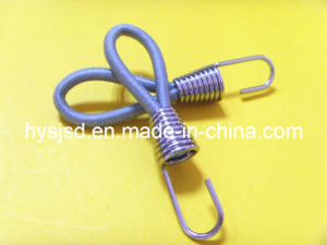 Good Quality Elastic Bungee Cord with Metal Hooks pictures & photos