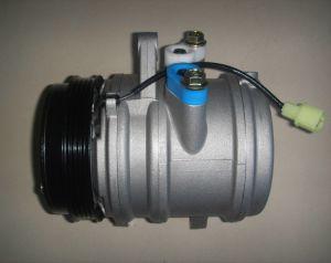 PV4 Delphi Harrison Sp-10 Compressor for Chevrolet Matiz OE#96568208 pictures & photos