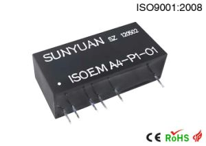 4-20mA to 0-10V Converter / 4-20mA to 0-5V Converter with SIP12pin Package (ISOEM U-P-O) pictures & photos