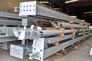 Galvanized Frame Steel Structure pictures & photos
