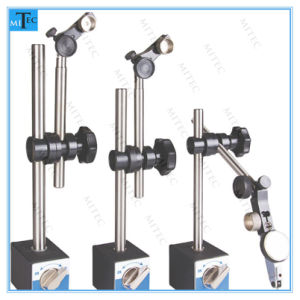 80kg High Precision Forced Locking Type Magnetic Indicator Stand Base pictures & photos