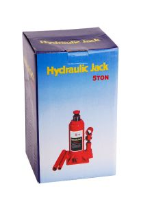 2t Hydraulic Bottle Jack with Handle pictures & photos