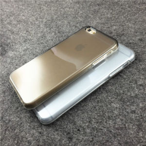 Soft Feel Coating Ultra Slim Plain iPhone Case Spigen in iPhone 6 Accessories pictures & photos