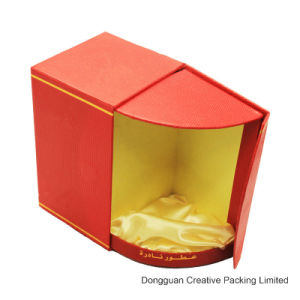 Custom Design Lizard Paper Arabic Perfume Packaging Box pictures & photos