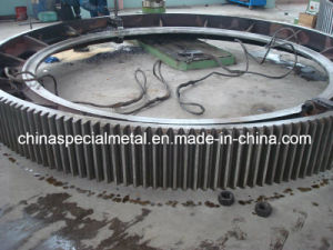 Large Module Girth Gear for Rotary Kiln pictures & photos