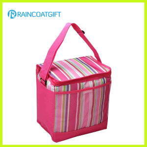 Outdoor Insulated Picnic Cooler Bag with Front Mesh Pocket Rbc-080A pictures & photos