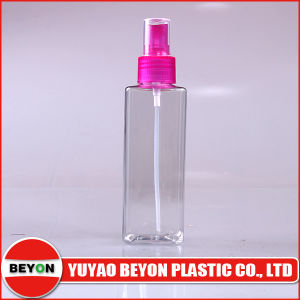 Pet Plastic Square Shaped Bottle (ZY01-C014) pictures & photos