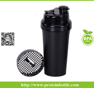 Wholesell Hot BPA Free Protein Blender Shaker Bottle pictures & photos
