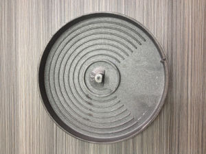 Iron Cast Grill Heating Element Iron Casting Hot Plate