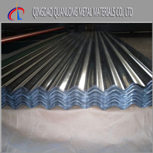 Full Hard Semi Hard Galvalume Corrugated Roofing Sheet pictures & photos