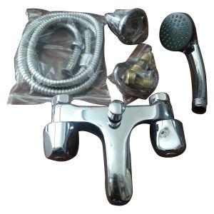 Double Handle Bath-Shower Faucet (TP-1090) pictures & photos