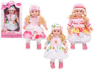 20 Inch Interactive Talking Doll in English En71 Approval pictures & photos