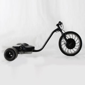 Electric Drift Trike Free Wheel Alloy Wheel with Hub Motor pictures & photos