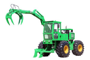 Haiqin Brand Hot Sale Sugarcane Loader (HQ7600) with Cummins Engine pictures & photos