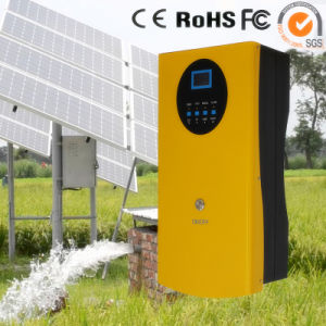 off Grid Solar Panel System in Agricultural Irrigation