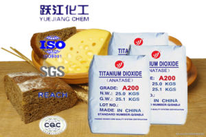Healthy Titanium Dioxide Anatase White for Food and Pharmacy pictures & photos