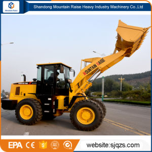 Chinese RC Front End 3t Wheel Loader with Ce pictures & photos