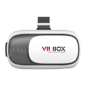 Hot Vr Box Google Cardboard Virtual Reality Case 3D Vr Headset for Smart Phone