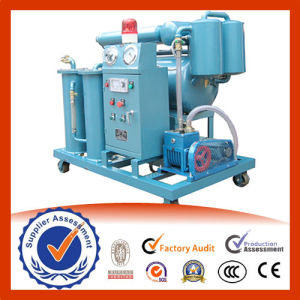 Mobile Vacuum Insulating Oil Purifier Zym-50 pictures & photos