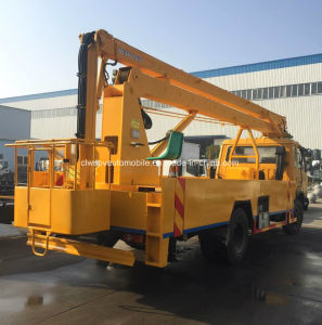 Dongfeng 20-22 M High Altitude Operation Truck pictures & photos