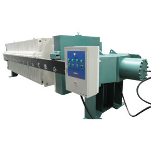 1250 Series Automatic Membrane Filter Press (XZG100-250/1250-U)