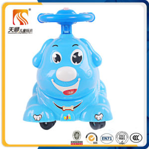 Baby Potty Chair with Music and Lovely Toy on Sale pictures & photos