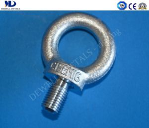Electric Galv. C15e or C15 Steel Material DIN580 Lifting Eye Bolt pictures & photos