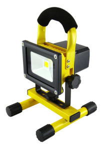Solar Rechargeable & Portable 5-30W LED Flood Light pictures & photos