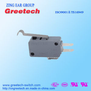 High Quality Basic Micro Switch with ENEC/UL/RoHS/Reach Approvals