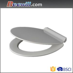 Ceramic Feeling Bathroom Sanitary Easy to Install Urea Toilet Seat pictures & photos