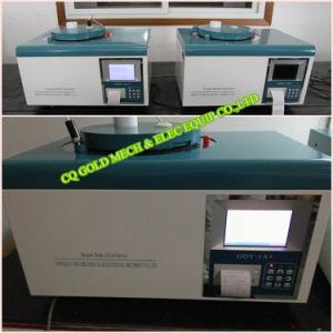 Laboratory Use Semi-Automatic Oxygen Bomb Calorimeter pictures & photos