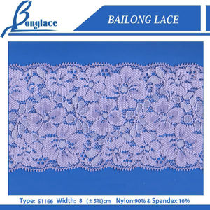 Knitting Lace for Women′s Garments (Item No. S1166)
