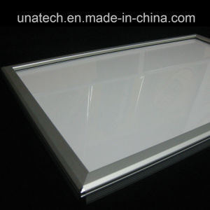 Indoor Advertising Paper Backlit Film Media Acrylic Aluminium Snap Slim LED Side Light Box pictures & photos