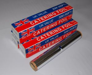 Hot Sale Carton Package Aluminium Foil Roll pictures & photos