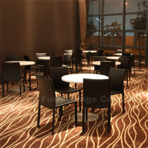 Elegant Round Dining Table and Chair for Restaurant (SP-CS218) pictures & photos